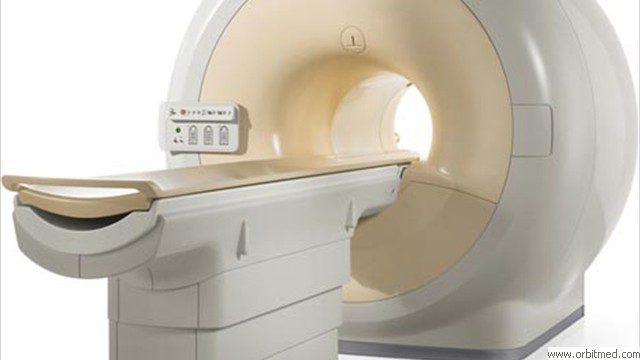 Philips Achieva MRI